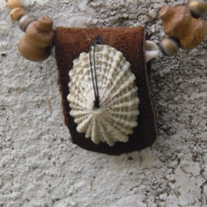 """""""Steadfast"""" A Unique Barnacle Necklace"""