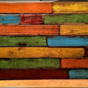 Rustic Pallet Wall Art
