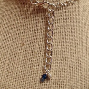 Charm Necklace. Cross.Wing. St. Christopher. Religious