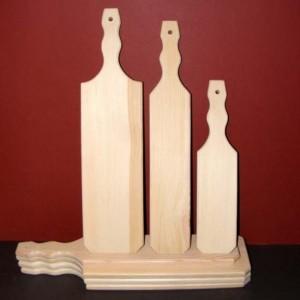"21"" Greek Fraternity Sorority Pledge Paddle Decorative Unfinished Big Sis Brother Wood Paddles"