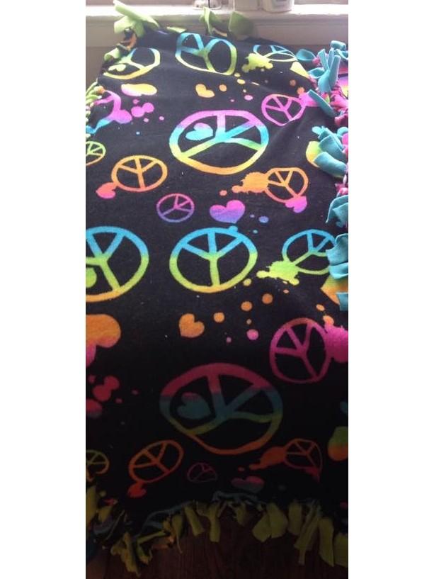 Hope For Peace Blanket