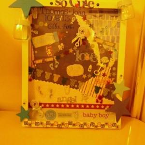 Children's Shadow Box