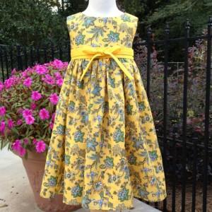 Sunday School Dress