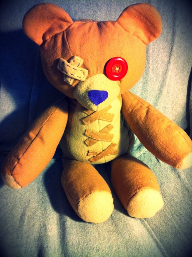 Tibbers Doll - Annie - Plush - League of Legends - Cosplay