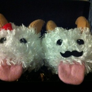 Special Occasion Poro Pair with Card