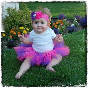 Sweet Treat Tutu (Matching Headband Listed Separate)
