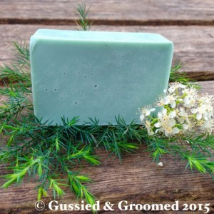 "2 ""Okie Cedar"" Soap Bars $12"