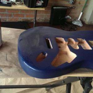 """""""JG Special """" - Custom Guitar by Tasty Lick Guitars"""