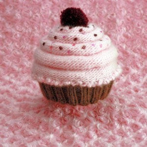Birthday cupcake party hat baby hat