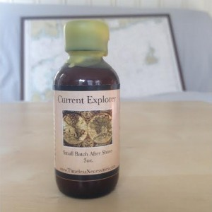 Current Explorer Small Batch Aftershave