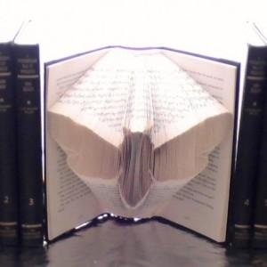 Bee Book Origami