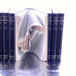 Disney Mary Poppins Book Origami