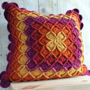 Bohemian Blossom Pillow Cover
