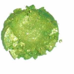 Mineral Eyeshadow-Green Family- Loose Powder