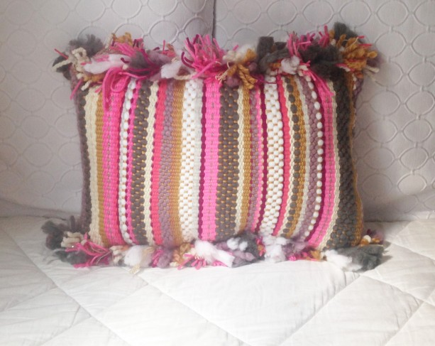 Pink Princess Pillow (large)