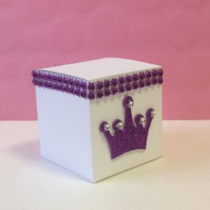 Princess Favor Boxes