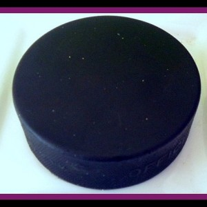 Hockey Puck Soap - You Choose Scent - Sports - Party Favors - Gift for Man