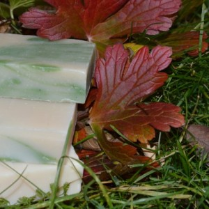 2 Rosemary Lavender Soap Bars