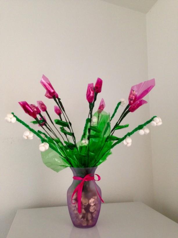 Edible Roses Arrangement