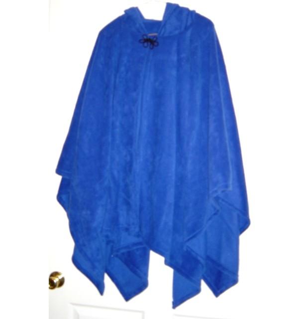Cape Royal Blue Fleece