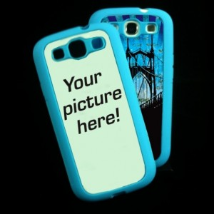 Samsung Galaxy S3 Custom Bumper Series Case
