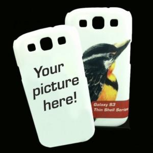 Galaxy S3 Custom Thin Shell Case