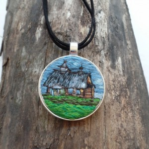 Lake House Necklace