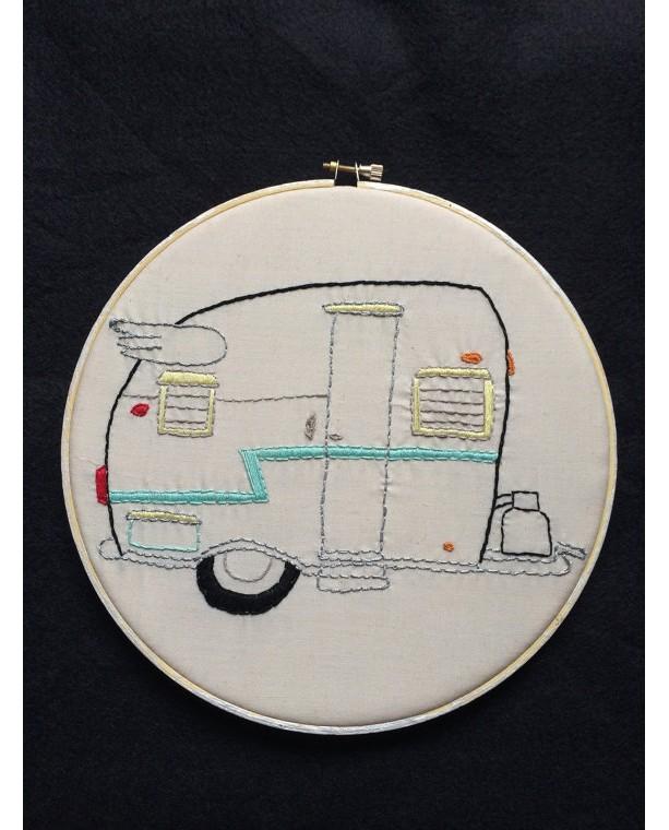 1960s Shasta Camper
