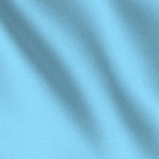 25 x 58 Scarf, Slipper Satin Baby Blue
