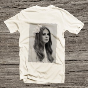 Lana Del Rey Short Sleeve Unisex T Shirt for Him Her