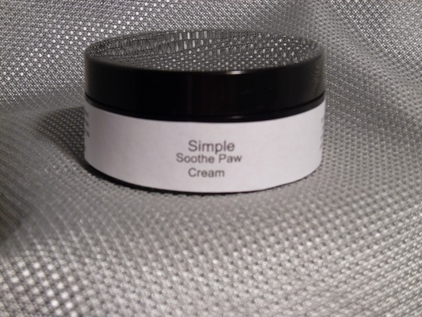 Simple Soothe Paw Cream
