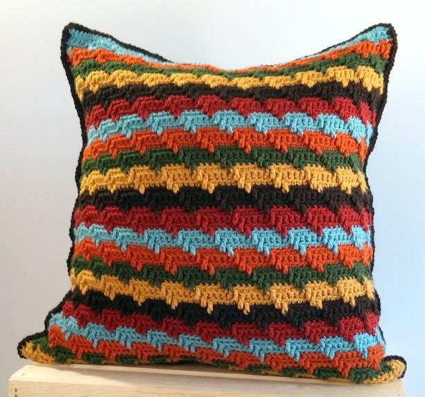 Southwestern Throw Pillow Cover 20x20 Southwestern Decor