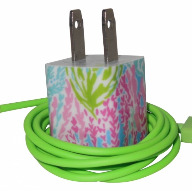 Spring Fling Cell Phone Charger