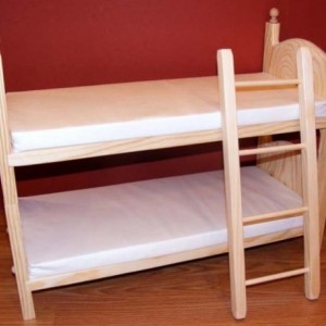 DIY Stackable Bunk Bed graphy Prop Posing Beds