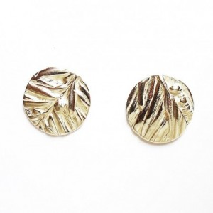 Sterling juniper post earrings