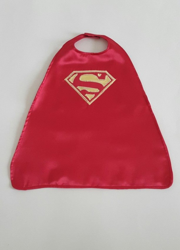 Custom Made Superman Cape