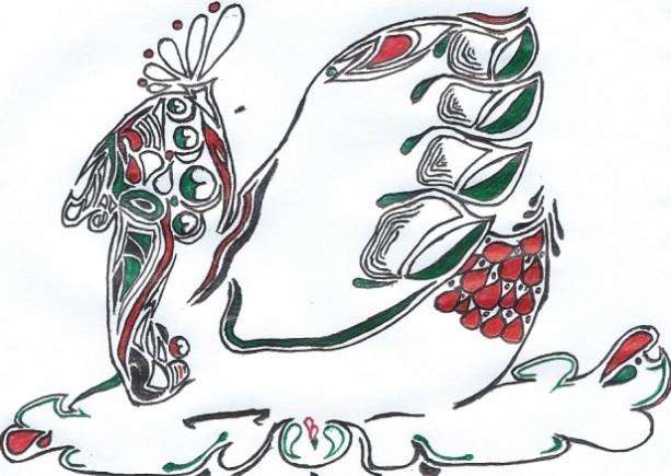 Intricate Swan