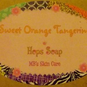 Hops Soap