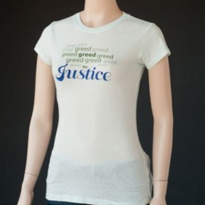 Greed for Justice