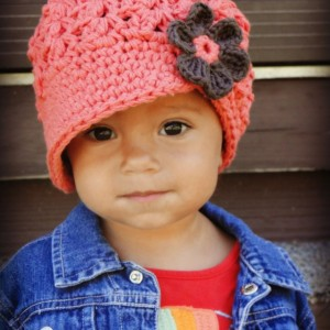 Crochet Hat for Kids and Women