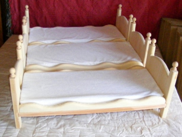Baby Doll Bed Pattern