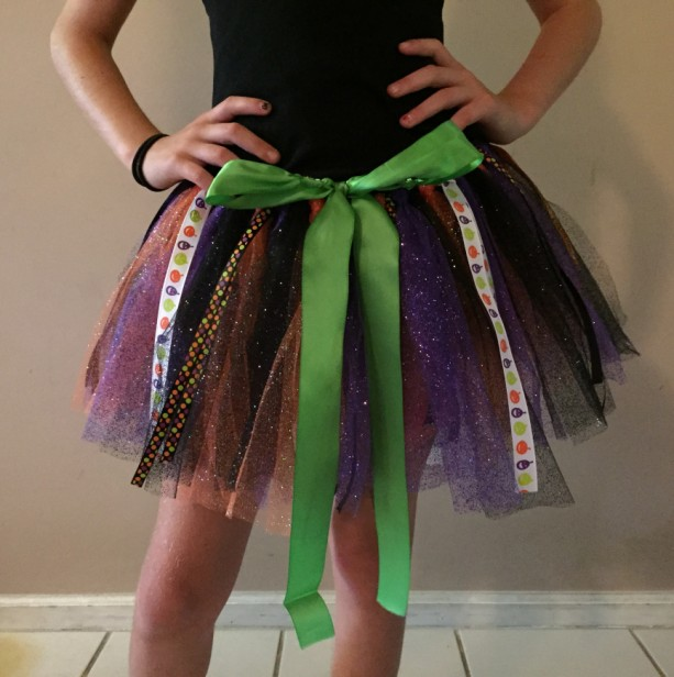 Halloween Tutu (Childrens or Adults)
