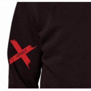 Untuckt Mystery Crew Neck Matches Air Jordan 6 Infrared Toro