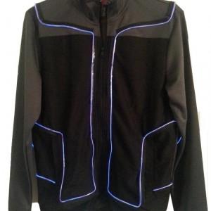 Grey & Black Jacket
