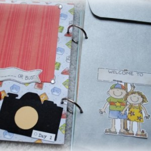 Travel & Vacation Journal