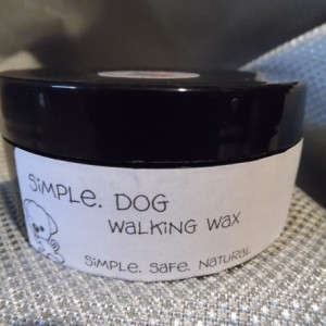 Simple Walking wax