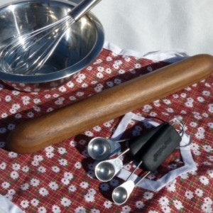 Walnut French Style Rolling Pin