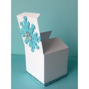 Winter Wonderland Favor Boxes