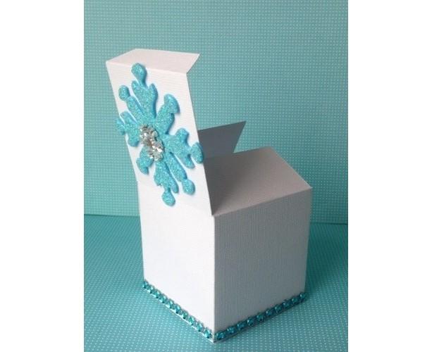 Winter Wonderland Favor Boxes