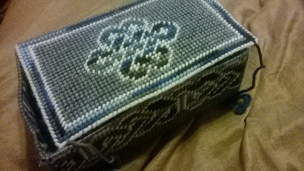 Celtic Knot Box